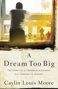Best Books A Dream Too Big Cover Art Aug 2019 BCF