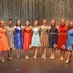 Distinguished Young Women Take the Stage