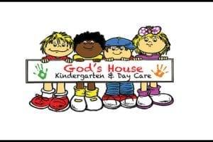 Gods House Logo Banner