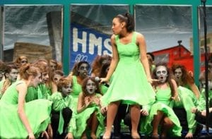 Already in middle school Tiarra Pennington was taking the stage! A 2017 graduate of Helena High School(HHS), she served as President of the Show Choir and was named Miss Helena High School.