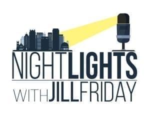 Music Notes Jill Friday WDJC NightLight LOGO