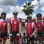 Faith at Work State Farm Cycling Team 4 members