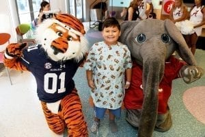 Photo Fun Picks for Kids Tide and Tigers