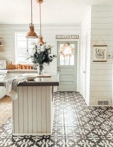 Charlotte Evans Russell Kitchen