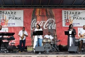 City Scene Jazz in the Park performers TJW 0377