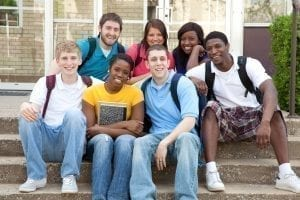 bigstock A multi racial group of Colleg 20321627