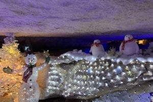 12 Gifts Rickwood Caverns Snowman
