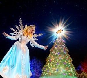 12 Gifts Stone Mtn SnowAngel Tree