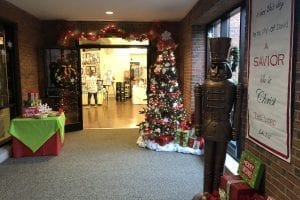 Briarwood Christmas Shop Entry