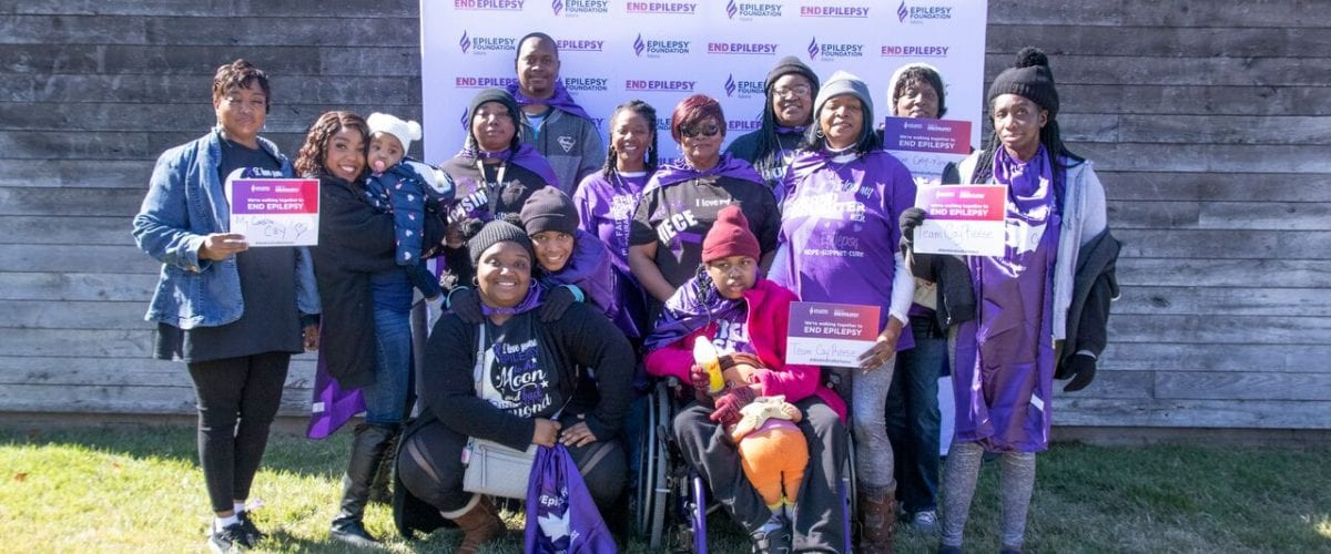 Healthy Living Walk to End Epilepsy