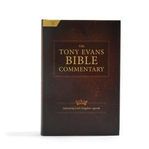 Best Books Tony Evans Bible Cover
