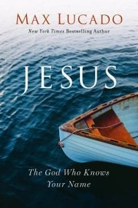 Best Books Jesus the God who knows your name cover art