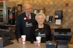 S. Truett & Jeannette Cathy