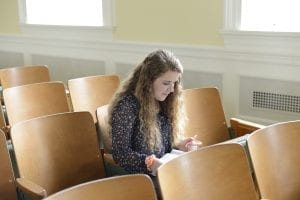 special feature Judson College Student