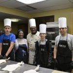 Look What's Cooking! Church Offers Culinary Lessons
