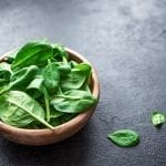bigstock Baby Spinach Leaves 287096707