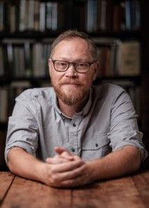 Best Books Adorning the Dark Andrew Peterson Headshot