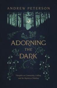 Best Books Adorning the Dark Cover art may 2020