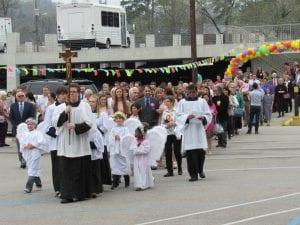 church leader priestn anniversary procession IMG 1512