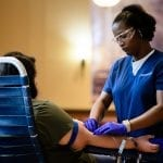 Church Steps Up to Help Meet Need for Blood
