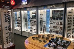 Sunglasses at Marks Outdoors