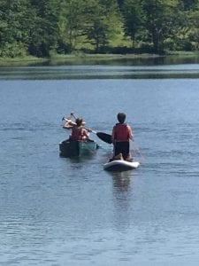 Camp Sumatanga Canoes