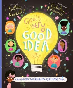 Best Books God's Very Good Idea Cover Art