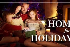 Home for the Holidays 2020 feature image