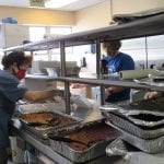 OLS food for hungry workers