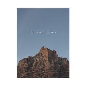 Faithful Father Album Cover