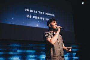 Church Leaders Andrew Morris Singing
