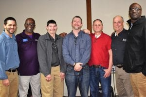 Mission Makers Brother Bryan New Life Graduates with Staff