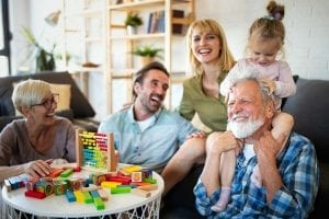 bigstock Senior Grandparents Playing Wi 361996222