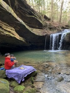 The Falls at Camp McDowell