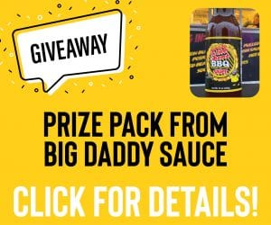 Big Daddy Sauce Giveaway
