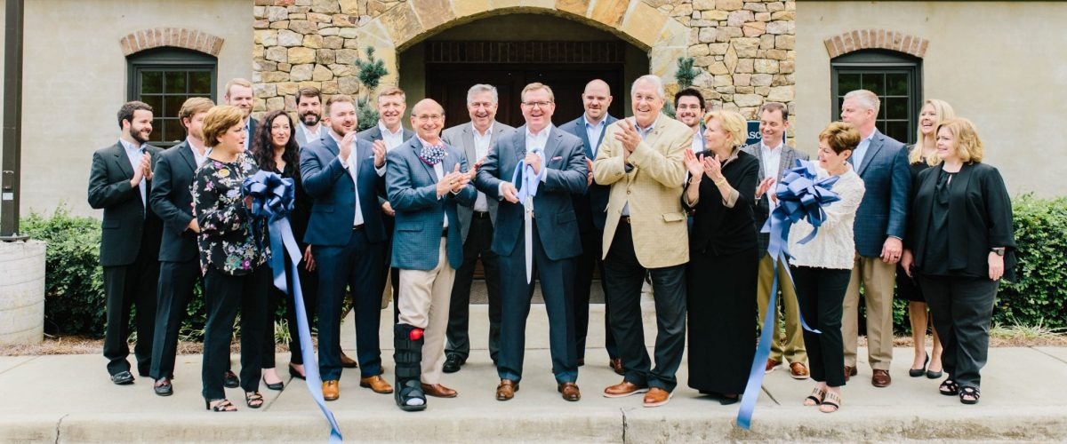 OneAscent Ribbon Cutting