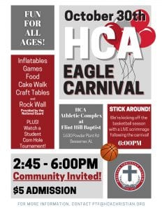 Community Eagle Carnival
