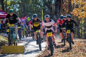 Great Outdoors State Farm Thomas Waters Mountain Bike Hammies pic 3