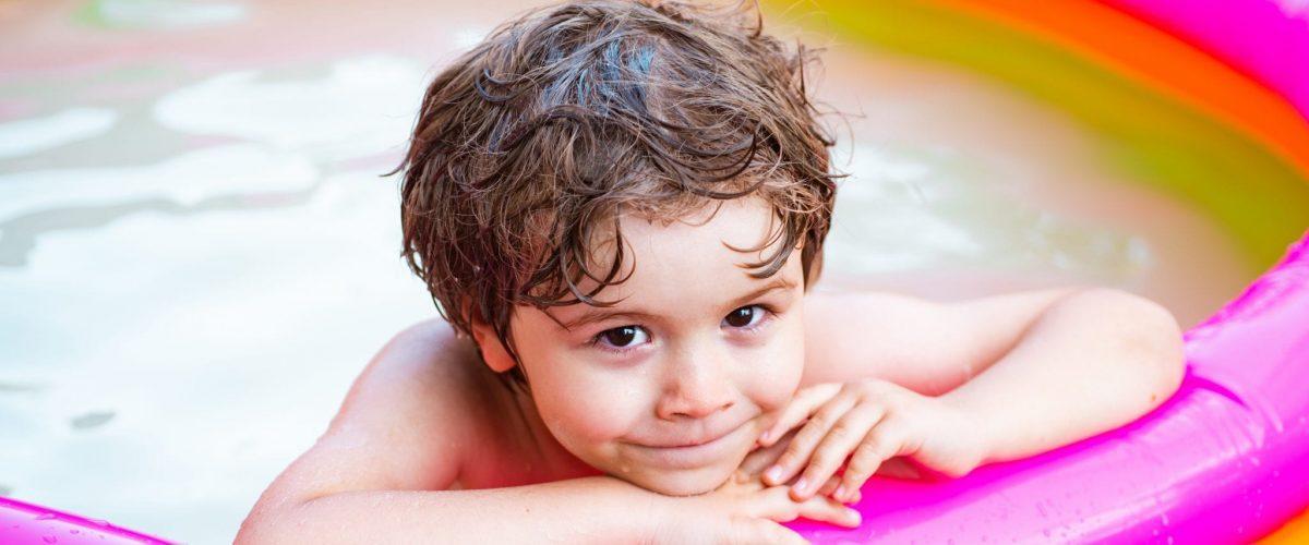 bigstock Children Play In Tropical Reso 380469064