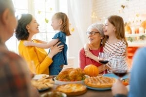 bigstock Happy Thanksgiving Day Autumn 388394746