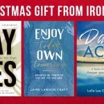 12 Gifts Bundle of Books from Iron Stream Feature Image Nov 2020 BCF