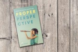 Encouraging Word Perspective Ben nelson book cover art 2