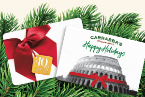 Carrabba's Italian Grill Gift Card Images