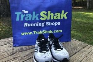 Trak Shak Shoes and Bag