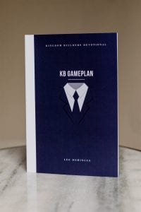 KB Gameplan Cover