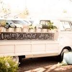 Cool Stuff Vintage Market Days Pinkies Up White Truck Feb 2021 BCF