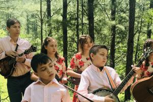 Music Notes Cotton Pickin Kids Group Shot 2