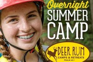 camp guide Deer Run image overnight