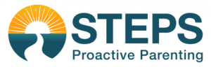 STEPS Proactive Parenting Logo