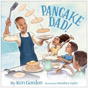 Best Books Pastor Ken Gordon Childrens Book COVER ART